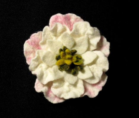 Broche-barrette n°7-10